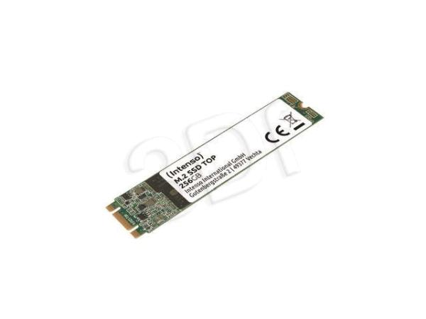 Dysk SSD INTENSO TOP 3832440 (256 GB ; M.2; M.2)