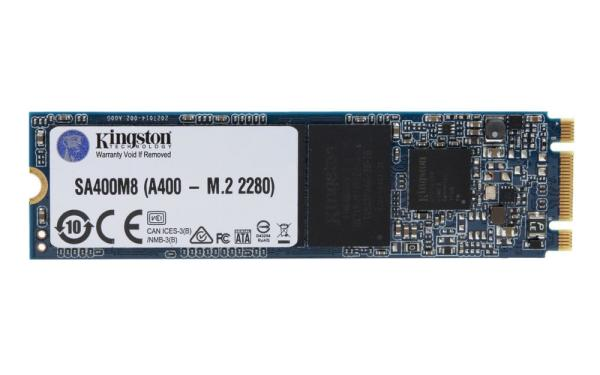 Dysk SSD KINGSTON 480G A400 M.2 2280 BULK (SA400M8/480GBK)