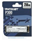 Dysk SSD PATRIOT P300 M.2 PCI-EX4 NVME 256GB 1,7GB/S (P300P256GM28)