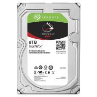 "SEAGATE NAS IRONWOLF 8TB 3,5"" ST8000VN004"