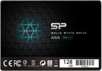 "Dysk SSD SILICON POWER A55 SP128GBSS3A55S25 (128 GB ; 2.5""; SATA III)"