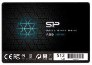 "Dysk SSD SILICON POWER A55 SP512GBSS3A55S25 (512 GB ; 2.5""; SATA III)"