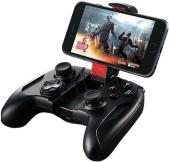 GAMEPAD THERMALTAKE ESPORTS CONTOUR MFI BLUETOOTH MG-BLK-APBBBK-01 (IOS; KOLOR CZARNY)