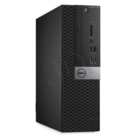 DELL OPTIPLEX 7050SFF I7-7700 8GB SSD256 W10P 3Y (DE7050-CTO4)