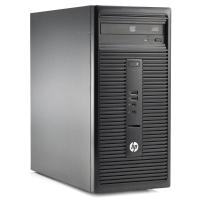 HP 280 G1 MT I3-4160 4GB 500GB_7200 + SSD128 HD4400 DVD TPM KLAW+Mysz WINDOWS 10 PRORO W3Z93ES 1Y (W3Z93ES_128_500)