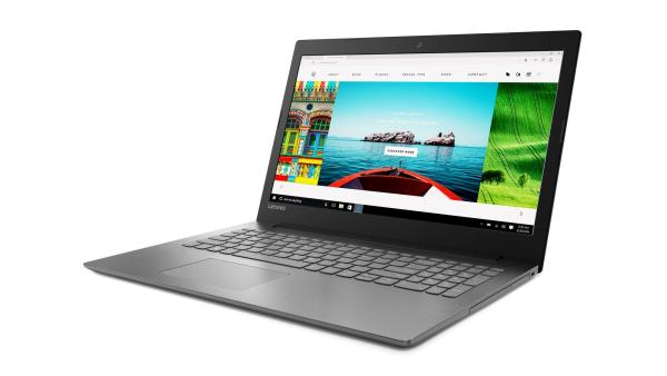 "NOTEBOOK LENOVO IDEAPAD 320-15ISK 15,6""FHD/I3-6006U/4GB/1TB/IHD520/WINDOWS 10 BLACK (80XH01WVPB)"