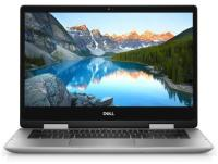 "Notebook DELL INSPIRON 5491 I7-10510U/8GB/256SSD PCIE/14"" FHD TOUCH/INTEL UHD/FPR/WINDOWS 10 SILVER (5491-7267)"