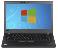 "NOTEBOOK LENOVO THINKPAD T480 I5-8250U 14""TOUCH MATT FHD IPS 8GB DDR4 SSD256 UHD620 4G_LTE FPR SC USB-C TB BLK WINDOWS 10 PRO 20L50003PB 3YNBD ONSITE"