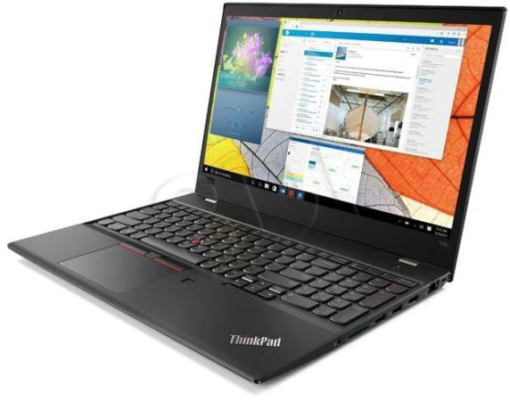 "NOTEBOOK LENOVO THINKPAD T580 I7-8550U 15,6""MATTFHD IPS 8GB DDR4 SSD256 UHD620 4G_LTE TB3 BLK FPR SC WINDOWS 10 PRO 20L90024PB 3Y"