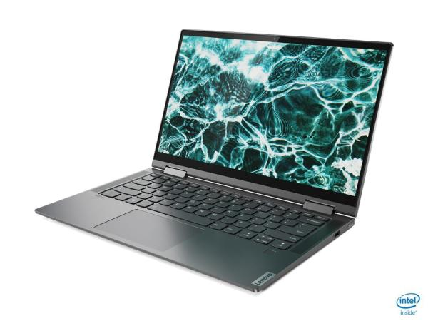 "Notebook LENOVO YOGA C740-14IML I7-10510U 14"" 8GB SSD 512GB WINDOWS 10 (81TC0063PB)"