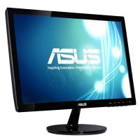 "MONITOR ASUS VS197DE (18,5""; TN; 1366X768; VGA; KOLOR CZARNY)"