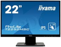 "MONITOR IIYAMA PROLITE T2252MSC-B1 (21,5""; IPS LED; FULLHD 1920X1080; DISPLAYPORT, HDMI; KOLOR CZARNY)"