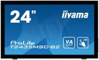 "MONITOR IIYAMA PROLITE T2435MSC-B2 (23,6""; LED, VA; FULLHD 1920X1080; DISPLAYPORT, HDMI; KOLOR CZARNY)"