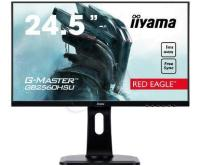 "MONITOR IIYAMA G-MASTER RED EAGLE GB2560HSU-B1 (24,5""; TN; FULLHD 1920X1080; DISPLAYPORT, HDMI; KOLOR CZARNY)"