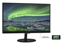 "MONITOR PHILIPS 23"" AH-IPS 237E7QDSB/00 HDMI MHL"