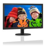 "MONITOR PHILIPS 23,6"" 243V5LHSB/00 HDMI"