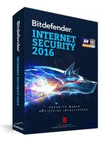 BITDEFENDER INTERNET SECURITY ESD 1 STAN/12M (BDIS-N-1Y-1D)