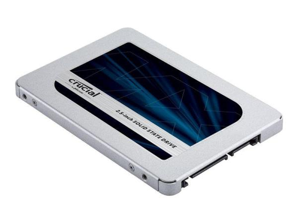 DYSK SSD CRUCIAL MX500 500GB SATA 3 (560/510 MB/S) 3D NAND, 7MM (CT500MX500SSD1)