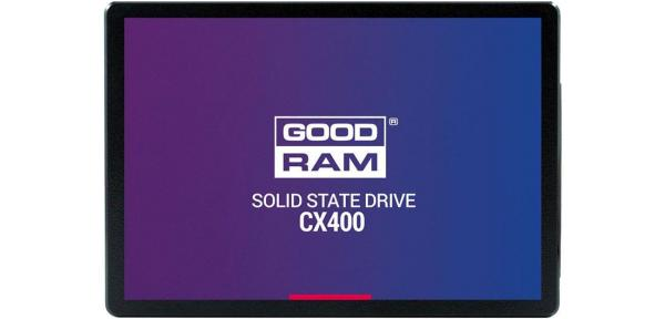 "DYSK SSD GOODRAM CX400 512GB SATA III 2,5"" (550/490) 7MM (SSDPR-CX400-512)"