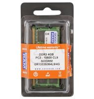 GOODRAM GR1333S364L9/4G DDR3 SO-DIMM 4GB 1333MHZ (1X4GB)