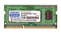 Pamięć GOODRAM GR1600S3V64L11/2G (DDR3 SO-DIMM; 1 X 2 GB; 1600 MHZ; CL11)