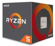 PROCESOR AMD RYZEN 5 2600X S-AM4 3.60/4.20GHZ BOX (YD260XBCAFBOX)